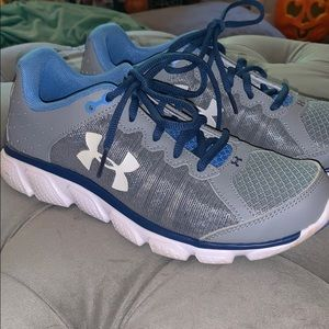 UnderArmour training shoes